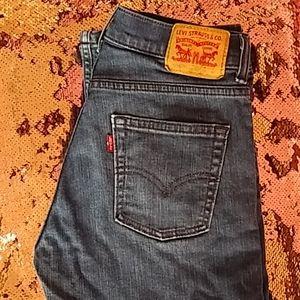 Levi Jeans Sz 14 Reg or 27x27